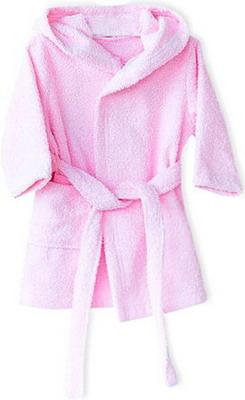 Халат Грач махра 2-х сторонняя Рт.116 Розовый балу трикотаж махра 90х100 розовый ш651