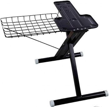Стойка гладильного пресса VLK Verono Stand 3060 (цвет черный) подставка для гладильного пресса mie 68 х 73 см black