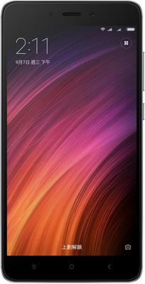 Мобильный телефон Xiaomi Redmi Note 4 32 Gb серый мобильный телефон xiaomi redmi note 5a 2 16 gb золотистый