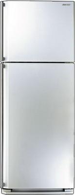 Двухкамерный холодильник Sharp SJ-58 C W холодильник sharp sj b236zr wh белый