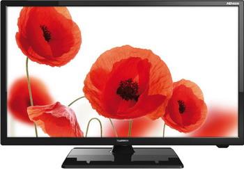 LED телевизор Telefunken TF-LED 24 S 48 T2 черный led телевизор leader ts48 48