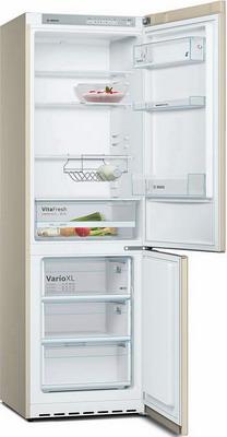 Двухкамерный холодильник Bosch KGV 36 XK 2 AR холодильник bosch kgn39nw13r двухкамерный белый