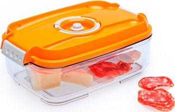 Контейнер для вакуумирования Status VAC-REC-14 Orange аксессуар rec flex пластик 1 75mm natural 500гр