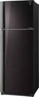 Двухкамерный холодильник Sharp SJ-XP 39 PGRD цены онлайн