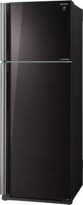 Фото - Двухкамерный холодильник Sharp SJ-XP 39 PGRD двухкамерный холодильник hitachi r vg 472 pu3 gbw