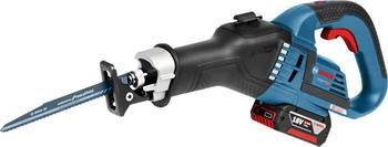 Сабельная пила, аллигатор Bosch GSA 18 V-32 06016 A 8107 набор bosch ножовка gsa 18v 32 0 601 6a8 102 адаптер gaa 18v 24