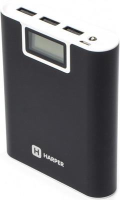 Зарядное устройство портативное универсальное Harper PB-2010 black