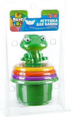 Набор игрушек для купания Bondibon ВВ1909 корзина для игрушек bondibon футбол вв3252
