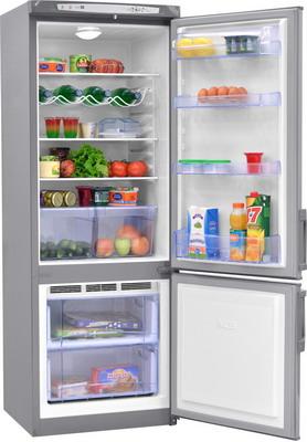 Двухкамерный холодильник Норд DRF 112 ISP A холодильник nord drf 110 isp двухкамерный серебристый