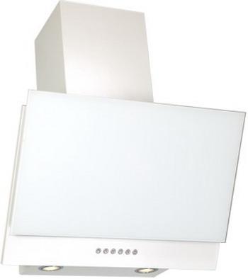Вытяжка со стеклом ELIKOR Рубин S4 90П-700-Э4Д перламутр/белый