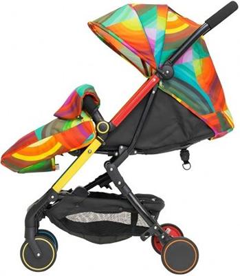Коляска Sweet Baby Combina Tutto Аrcobaleno 339 059