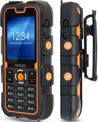 Мобильный телефон Ginzzu R 62 skylarpu new 6 inch lcd screen for tomtom via 62 gps navigation display with touch digitizer panel replacement