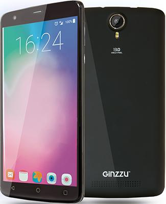 Мобильный телефон Ginzzu ST 6120 черный мобильный телефон ginzzu mb505 черный