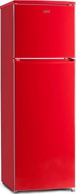 Двухкамерный холодильник Artel HD 341 FN красный футболка узбекистан