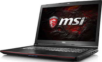 Ноутбук MSI GP 72 7RDX-484 RU ноутбук msi gs43vr 7re 094ru phantom pro 9s7 14a332 094
