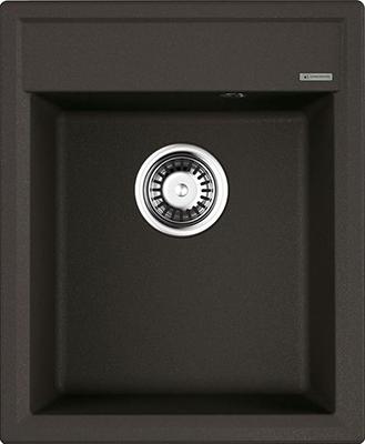 Кухонная мойка OMOIKIRI Daisen 42-DC Artgranit/Темный Шоколад (4993605) кухонная мойка omoikiri daisen 78 2 gr artgranit leningrad grey 4993332
