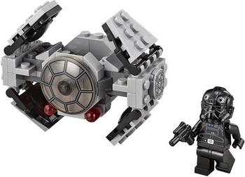 Конструктор Lego STAR WARS Усовершенствованный прототип истребителя TIE 75128 конструктор lego star wars усовершенствованный прототип истребителя tie 75128
