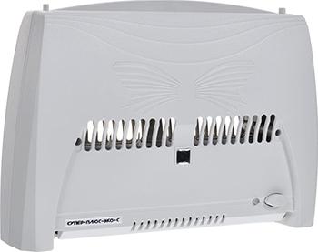 Электронный воздухоочиститель Супер-плюс Эко-С серый электронный ионизатор воздуха супер плюс авто серый
