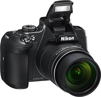 Цифровой фотоаппарат Nikon Coolpix B 700 черный фотоаппарат nikon coolpix a10 purple purple lineart 16mp 5x zoom sd usb 2 7