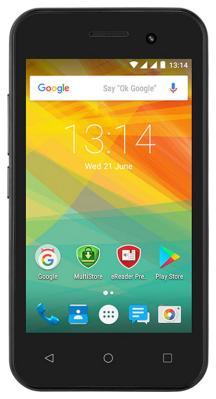 Мобильный телефон Prestige Wize R3 Dual SIM Black акустика центрального канала paradigm prestige 45c black walnut