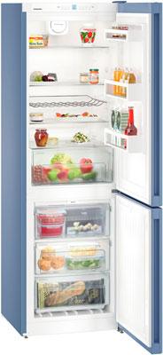 Двухкамерный холодильник Liebherr CNfb 4313 двухкамерный холодильник liebherr cnp 4813