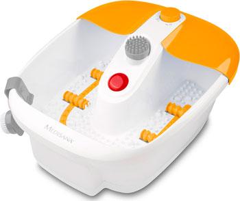 Гидромассажная ванночка для ног Medisana FS 883 гидромассажная ванночка для ног medisana fs 883 серо белый