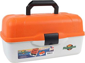 Ящик рыболовный пластиковый Flambeau 1737 B CLASSIC TRAY SERIES рыболовный ящик flambeau 3926cr blue ribbon waterproof fly box