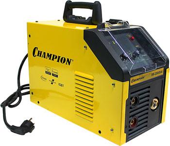 Сварочный аппарат Champion IW-200/8 AI газонокосилка бензиновая champion lm5127bs