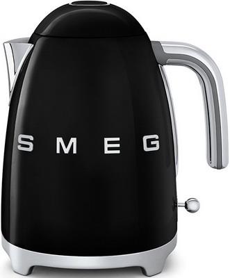 Чайник электрический Smeg KLF 03 BLEU черный smeg klf01xxcn pb электрическтй чайник синий