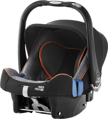 Автокресло Britax Roemer Baby-Safe Plus SHR II Black Marble Highline 2000023261
