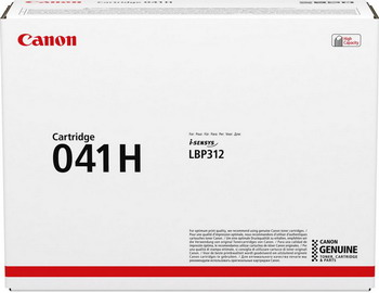 Картридж Canon 041 H 0453 C 002 h hofmann 6 charakterstucke op 107