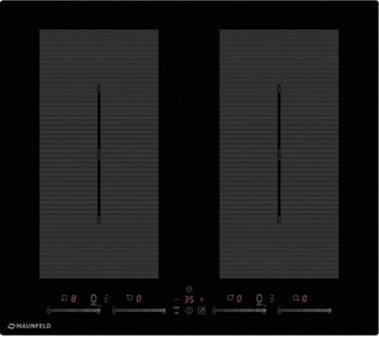 Встраиваемая электрическая варочная панель MAUNFELD EVI.594.FL2(S)-BK