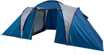 Палатка кемпинговая TREK PLANET Toledo Twin 4 70116 кемпинговая палатка trek planet indiana 4 70112