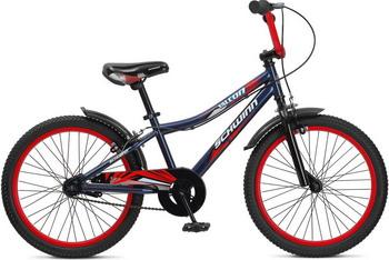 Велосипед Schwinn Falcon 20 синий цена