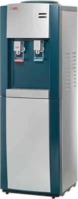 Кулер для воды AEL LC-AEL-58 b marengo/silver цена