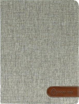 Обложка Good Egg универсальная 10 ткань Rola white beige GE-UNI 10 ROLWB