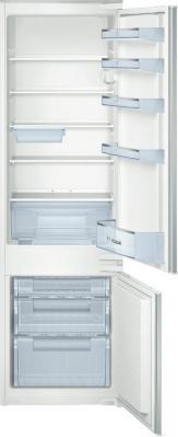 Встраиваемый двухкамерный холодильник Bosch KIV 38 V 20 RU бюстгальтер patti belladonna белый 80c ru