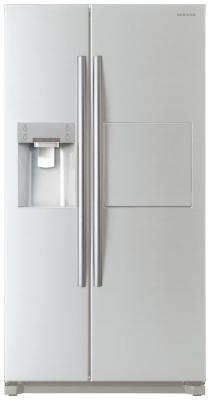 Холодильник Side by Side Daewoo Electronics FRNX 22 F5CW холодильник side by side daewoo electronics frnx 22 b4cw