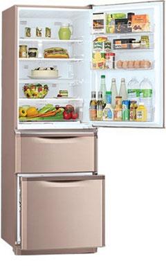 Многокамерный холодильник Mitsubishi Electric MR-CR 46 G-PS-R тепловая завеса ballu bhc h10t12 ps