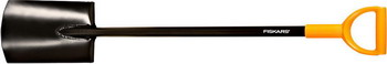 Лопата FISKARS Solid 131403 лопата штыковая укороченная fiskars solid 131417 1026667