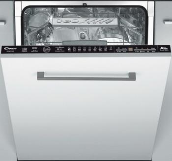 Полновстраиваемая посудомоечная машина Candy CDI 5356-07 машина посудомоечная встр candy cdi p96 07 45см 9комп 7прог