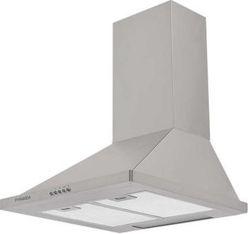 Вытяжка купольная Pyramida KH 50 inox вытяжка rainford rch 3607 inox glass