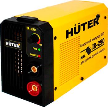Сварочный аппарат Huter R-250 сварочный инверторный аппарат huter r 180