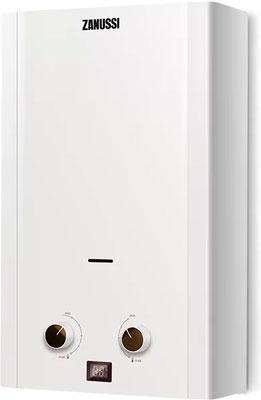Газовый водонагреватель Zanussi GWH 6 Fonte водонагреватель electrolux gwh 10 high performace