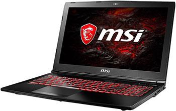 Ноутбук MSI GL 62 M 7REX-2671 RU (9S7-16 J 962-2671) Black msi original zh77a g43 motherboard ddr3 lga 1155 for i3 i5 i7 cpu 32gb usb3 0 sata3 h77 motherboard