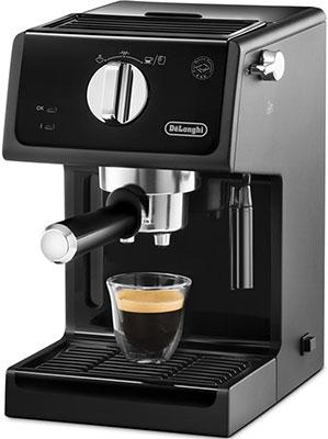 Кофеварка DeLonghi ECP 31.21 кофеварка delonghi en 500 коричневый