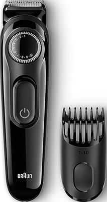 Триммер для бороды и усов BRAUN BT 3020 Black (3/504) триммер для бороды и усов braun bt 3020 black 3 504