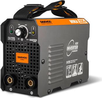 Сварочный аппарат Daewoo Power Products DW 225 сварочный аппарат daewoo dw 160 mma