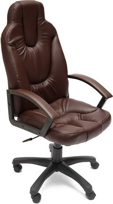Кресло Tetchair NEO (2) (кож/зам Коричневый PU C 36-36) кресло tetchair runner кож зам ткань черный жёлтый 36 6 tw27 tw 12