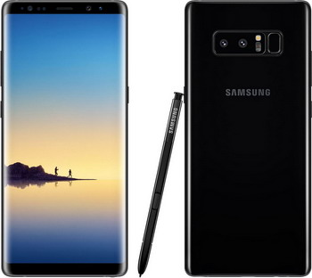 Мобильный телефон Samsung Galaxy Note 9 128 GB SM-N 960 F черный samsung galaxy note 5 sm n920czdeser 64 gb lte gold